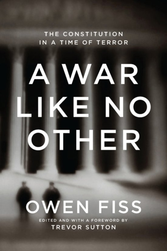 owen fiss Owen m fiss yale law school follow this and additional works at: fiss, owen m, against settlement (1984) faculty scholarship series paper 1215.