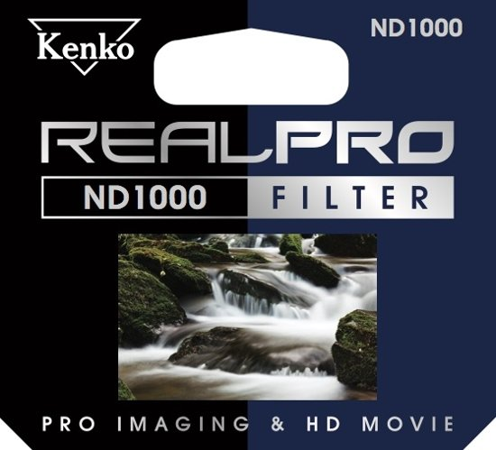 Kenko Realpro MC ND100 Filter - 77mm