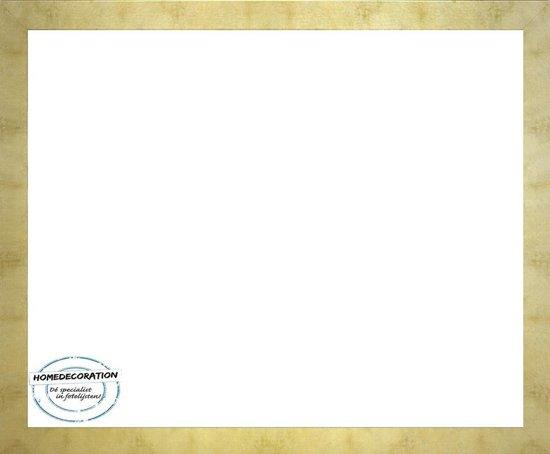 Homedecoration Misano – Fotolijst – Fotomaat – 37 x 99 cm  – Goud Antiek