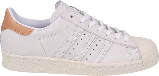 witte adidas sneakers superstar 80s dames