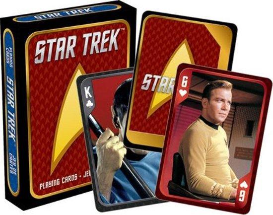 Afbeelding van het spel Speelkaarten-pokerkaarten-Star Trek tv serie