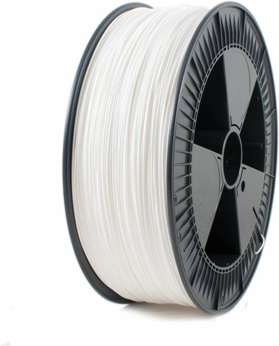 FilRight Pro PLA+ - 1.75mm - 2,3 kg - Wit
