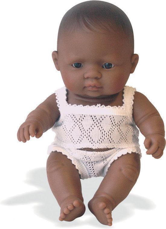 Miniland Babypop Latijns-Amerikaanse Jongen 21cm