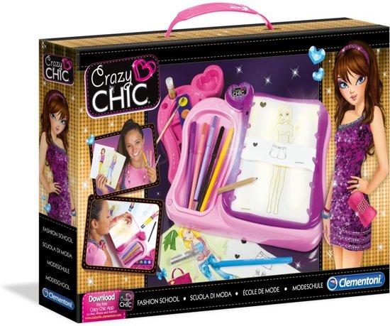 Clementoni Crazy Chic – Modeschool
