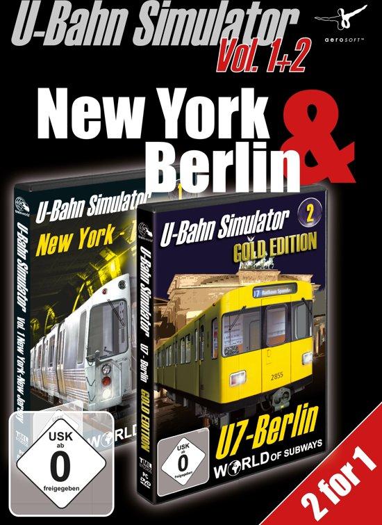 World of Subways Deluxe (Vol. 1 + 2) - Windows