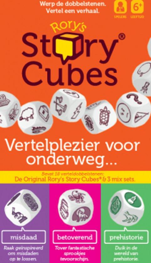 Afbeelding van het spel Rory's Story Cubes - Voordeel Bundel