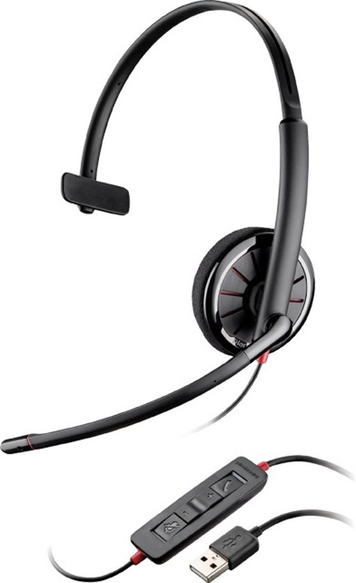 Plantronics headsets Blackwire C310