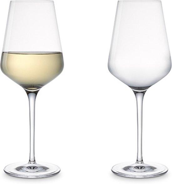 vivo rode wijn glas