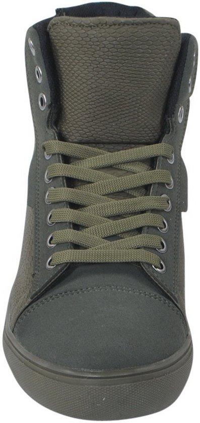 Sneaker Suede Army Tamboga Heren Details Hoge Ovxzp