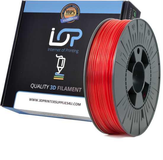 IOP PET 2,85mm Red 1kg