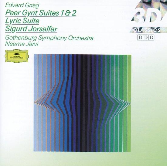 Peer Gynt Suites/Lyric Sui