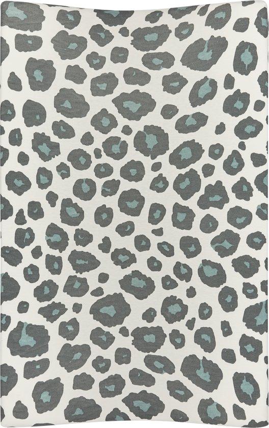 Meyco aankleedkussenhoes Panter - stone green