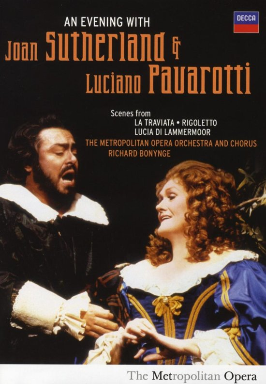 Pavarotti, Luciano/Joan Sutherland - An Evening With