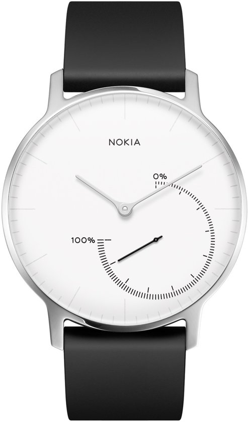 Nokia Steel - Hybride smartwatch - Wit