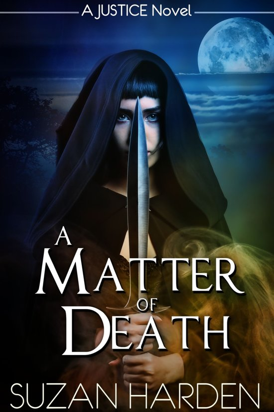 A Matter of Death (Justice #3)