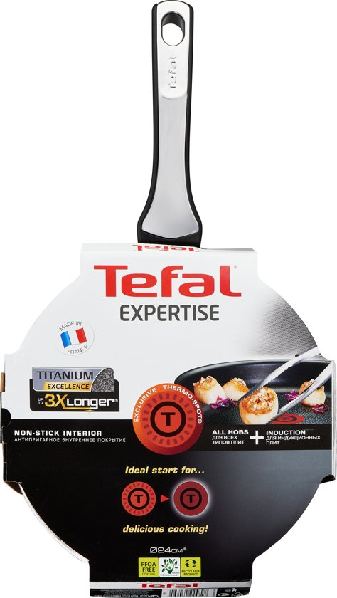 Tefal Expertise Hapjespan 24 cm