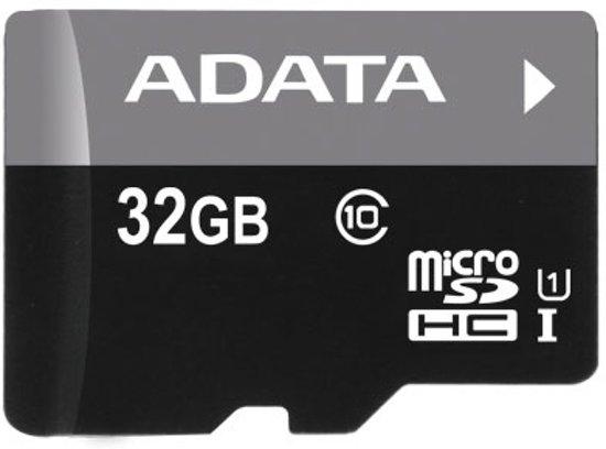 ADATA 32GB Micro SDHC Class 10 UHS-I + microReader Ver.3 32GB Micro SDHC Klasse 10 flashgeheugen