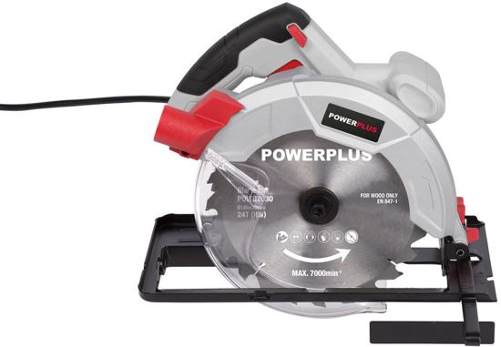 Powerplus POWC2030 Cirkelzaag - 1200W - Ø185mm