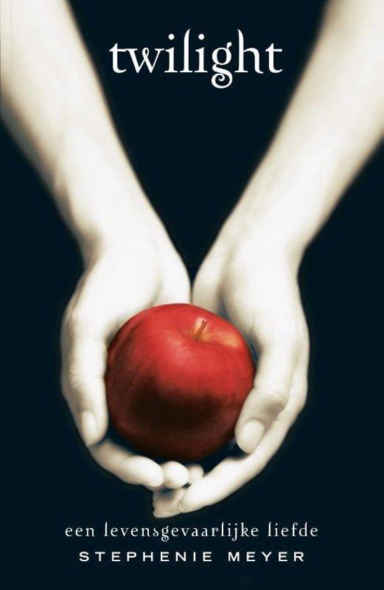 Boek cover Twilight van Stephenie Meyer (Paperback)
