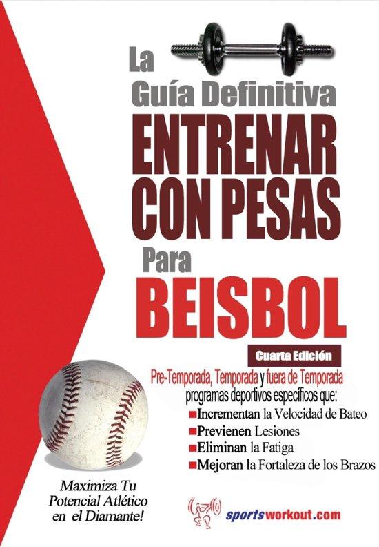 La guía definitiva - Entrenar con pesas para beisbol cd88c1f29aed2