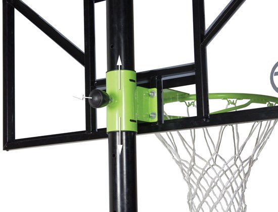 EXIT Comet Draagbare Basketbalring