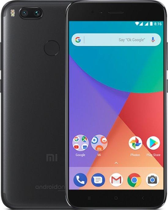 Xiaomi Mi A1 5.5'' Dual SIM 4G 4GB 64GB 3080mAh Zwart