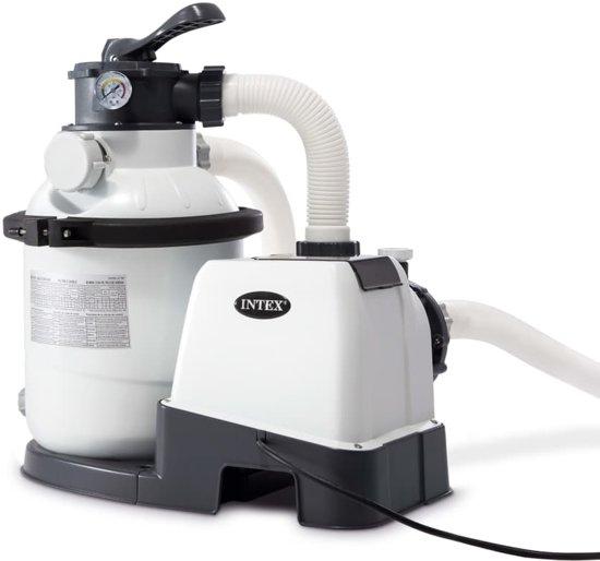 Intex Krystal Clear zandfilterpomp 26644GS