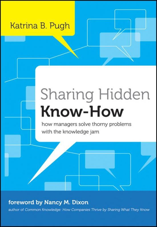 common knowledge how companies thrive 'common knowledge' gets to the heart of one of the most difficult questions in knowledge transfer today what makes a system work effectively in one organization but fail miserably in another.