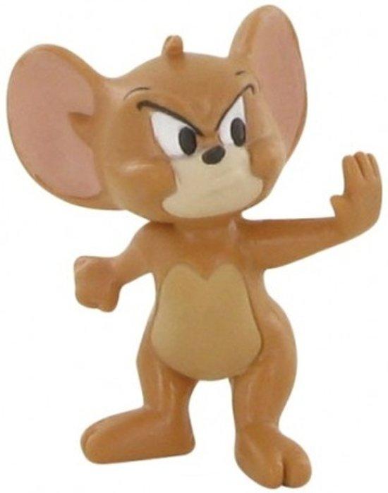 Afbeelding van Comansi Speelfiguur Tom & Jerry stop 6 Cm Bruin speelgoed