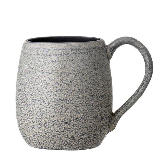 Bloomingville - Kendra Mok Stoneware 10,5xH11 cm Grijs