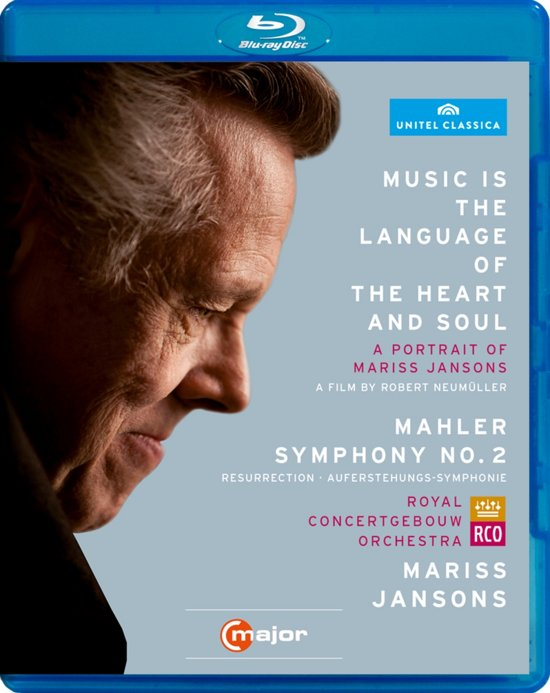 Bolcom Mariss Jansons Music Is The Language Of The Heart And