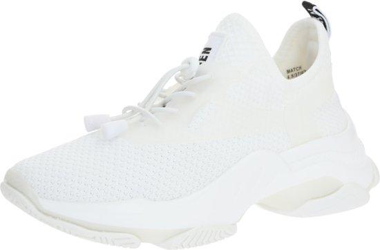 Sneakers Madden 38 Match Maat Steve Dames Wit qp1zPgx