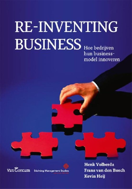 Re inventing business