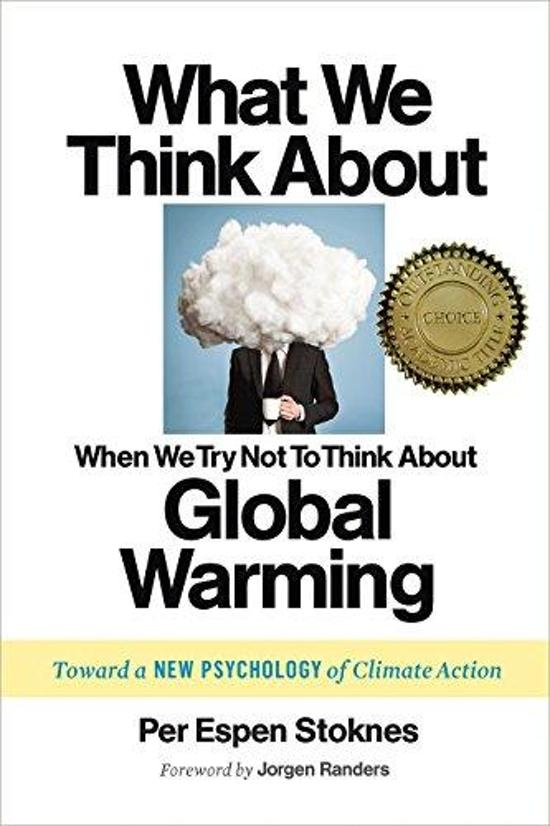 What We Think About When We (Try Not to) Think About Global Warming