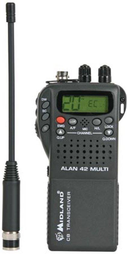 Midland Alan 42e Multi CB portofoon