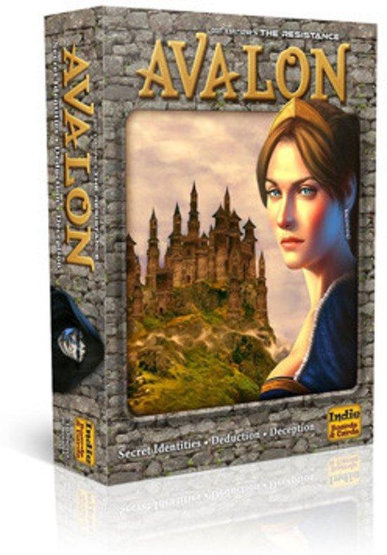 Afbeelding van het spel The Resistance Avalon- Engelstalig