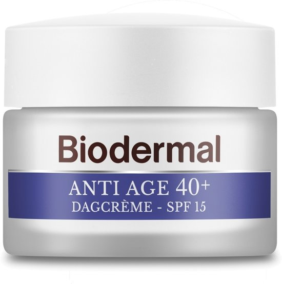 Biodermal Dagcreme Anti-rimpel
