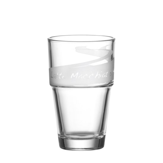 Leonardo Solo Latte Macchiato Glas 0,4 L 6 st.