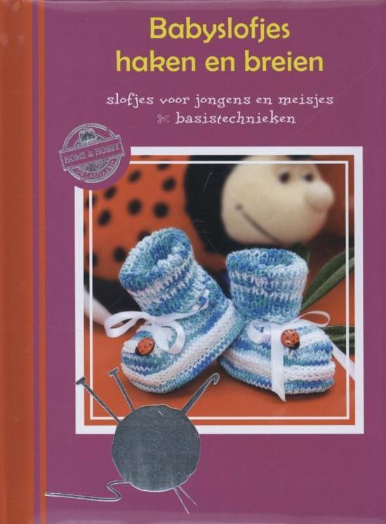Bolcom Babyslofjes Haken En Breien Maria Regina Altmeyer