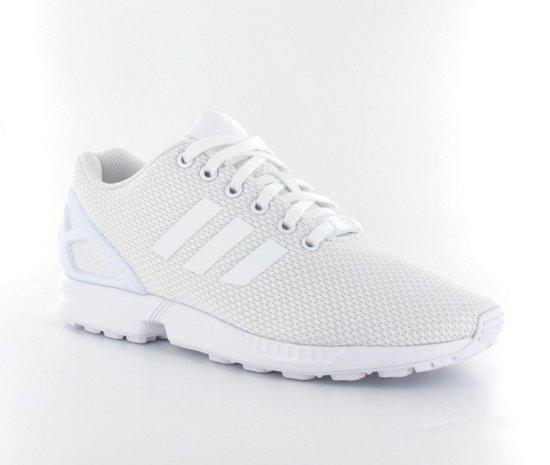 adidas zx flux zwart wit dames