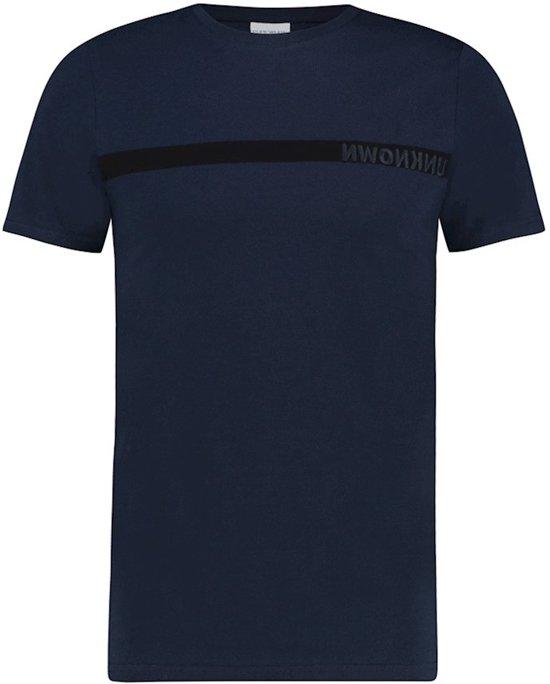 Purewhite Unknown T-shirt Navy