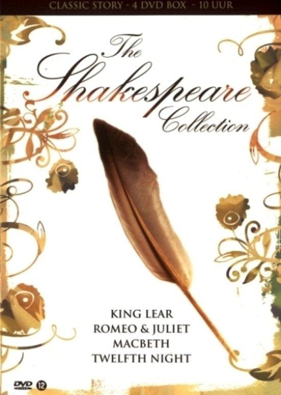 Bolcom Shakespeare Collection Dvd Patrick Magee Dvds