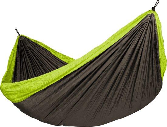 Reishangmat 'Colibri' green dubbel