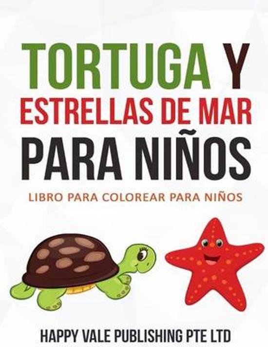 bol.com | Tortuga y Estrellas de Mar Para Ninos, Happy Vale ...