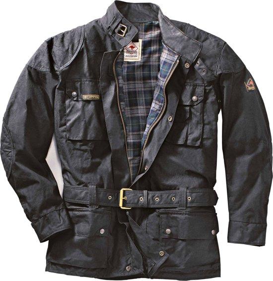 Scippis Cruiser Jacket zwart maat XXL