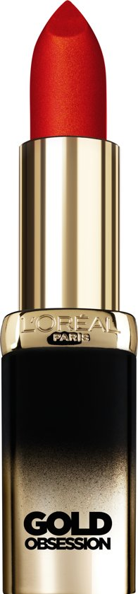 L'Oréal Paris Color Riche Gold Obsession Lippenstift - Rouge Gold