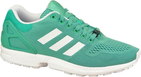 adidas zx flux dames groen