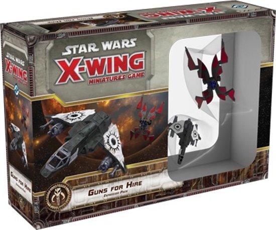 Afbeelding van het spel Star Wars X-Wing: Guns for Hire
