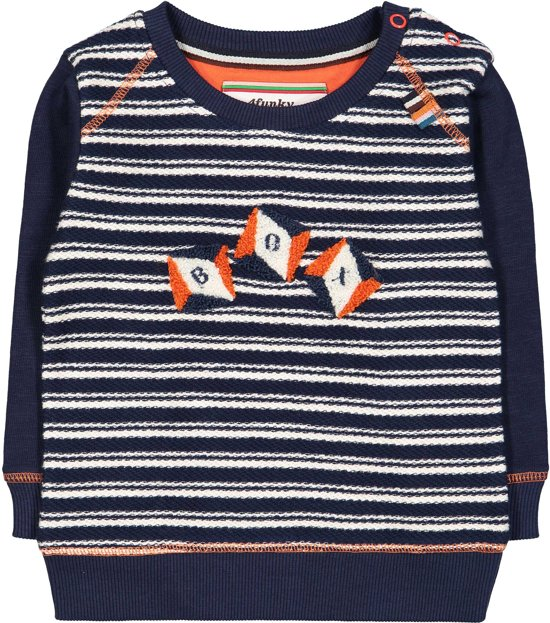 4funkyflavours Trui/sweater/vest - The Box - Maat 62-68