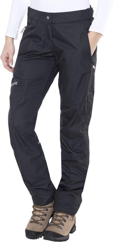 Maier Sports Raindrop L lange broek Dames zwart Maat DE / 44 (Normale maat)